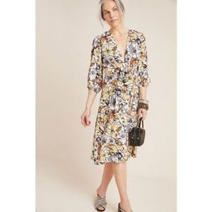Anthropologie x Faithfull the Brand Chloe Dress